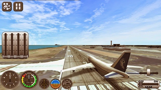 Boeing Flight Simulator 2014 full apk