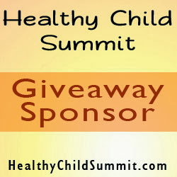 Healthy Child Summit Sponsor!