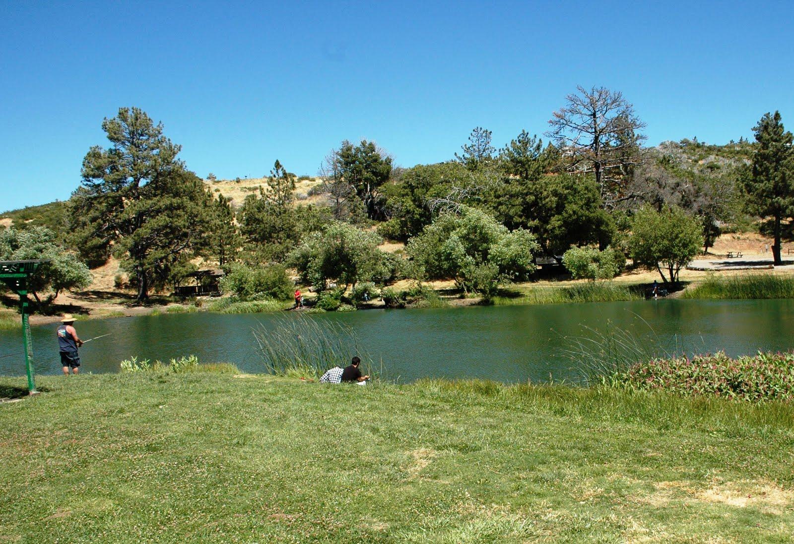 Patrick tillett cuyamaca mountains 2 for Lake cuyamaca fishing