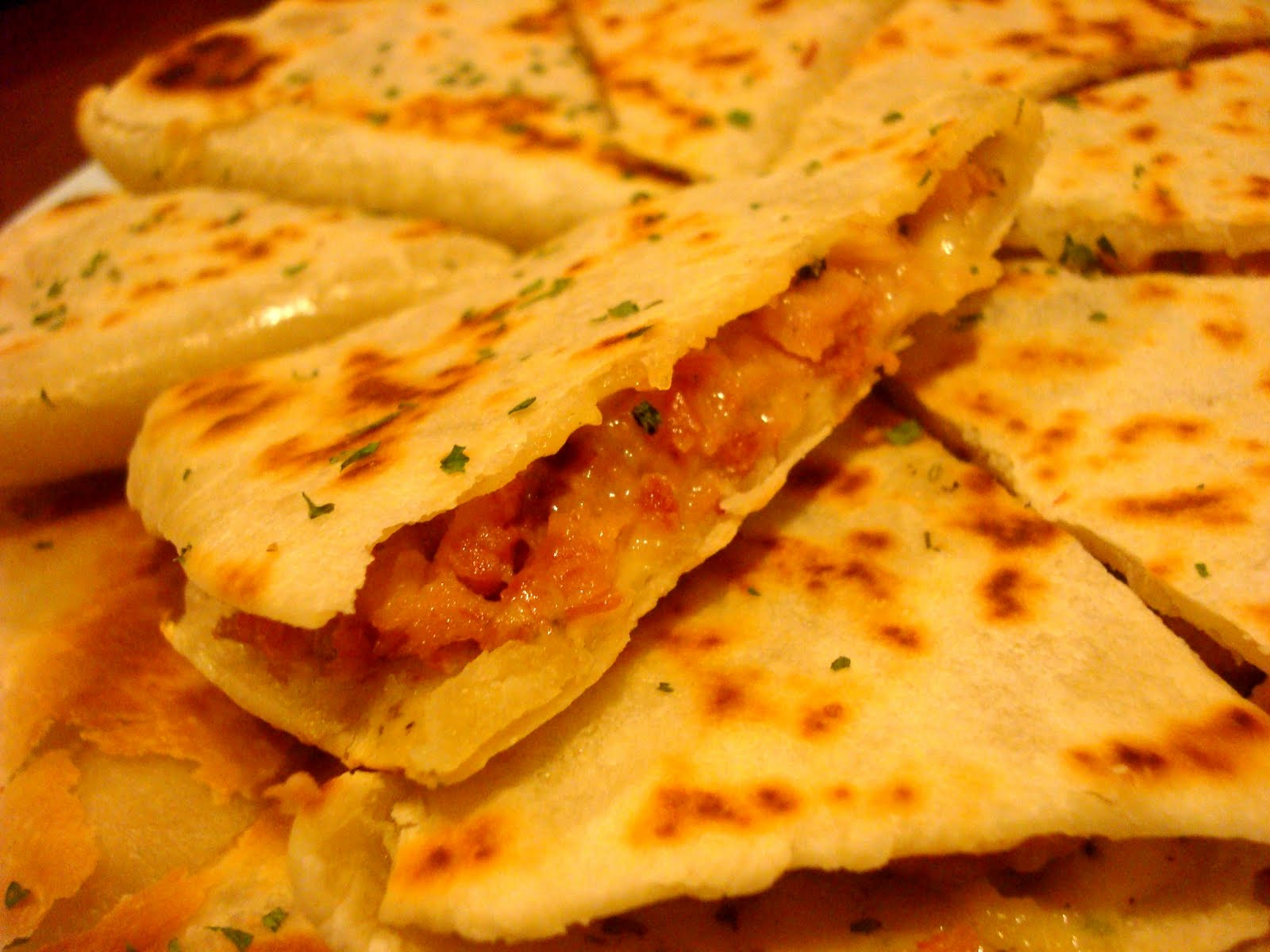 World Cuisine: Quesadilla!!