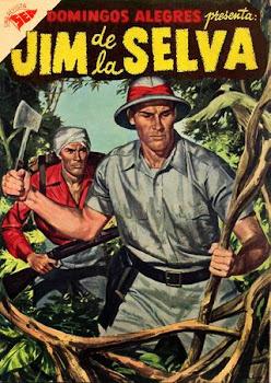 JIM DE LA SELVA Nº 132 1956
