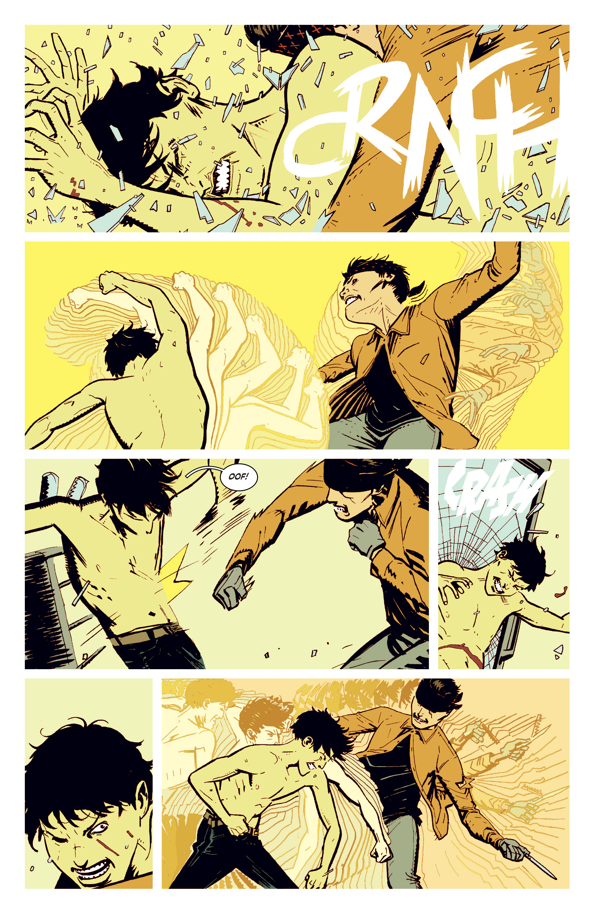 Read online Deadly Class comic -  Issue #5 - 22