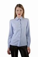 Camasa bleu cu maneca lunga A659A (Ama Fashion)
