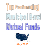 Top Performing Tax Free Municipal Bond Mutual Funds 2011