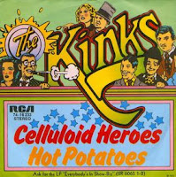 Celluloid Heroes single