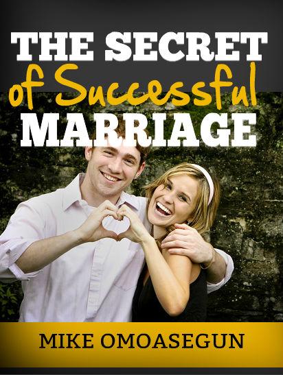 SECRET OF BLISSFUL MARRIAGE