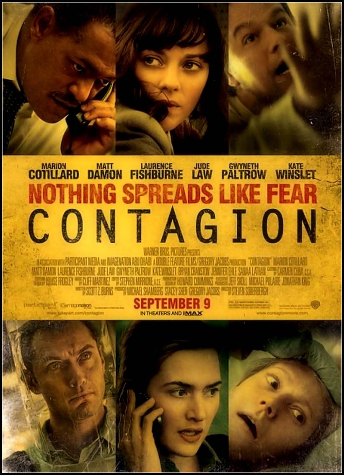 Contagion Net Worth