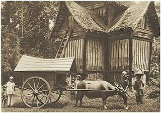 Minangkabau pada zaman dahulu