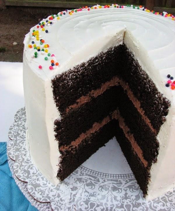 Woodland Bakery Chocolate Cake Recipe