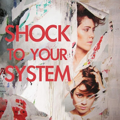 tegan and sara shock to your system cover
