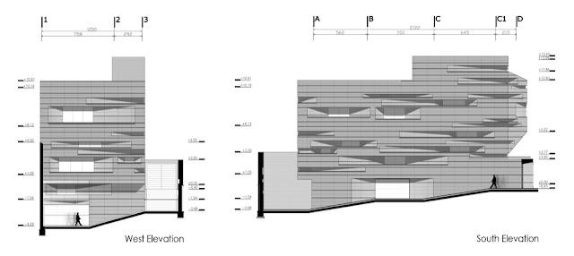 Elevaciones en arquitectura for Dimensiones arquitectonicas