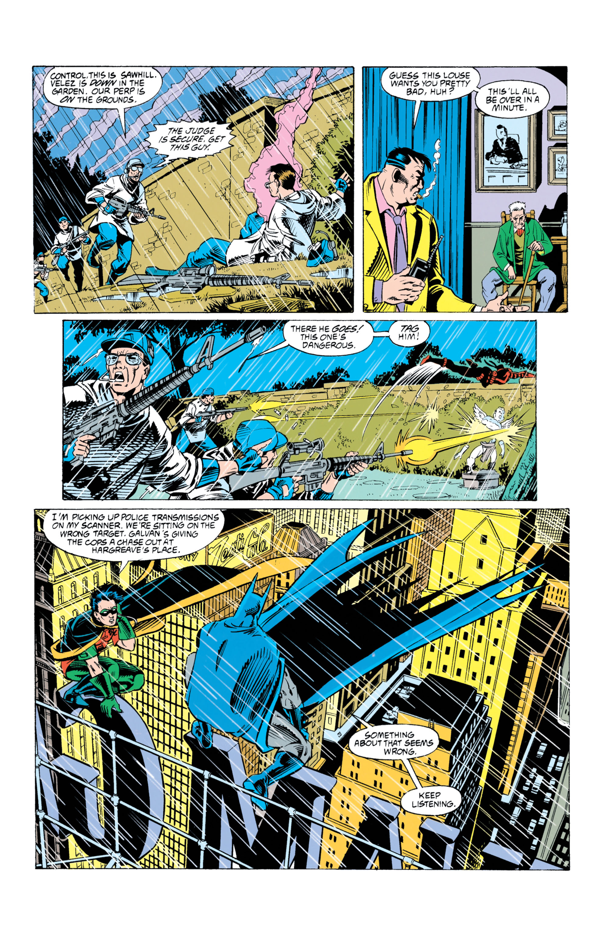 Detective Comics (1937) Issue #645 Page 17