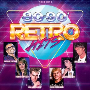 The 80-90 Retro Hits 2015 80 90 retro