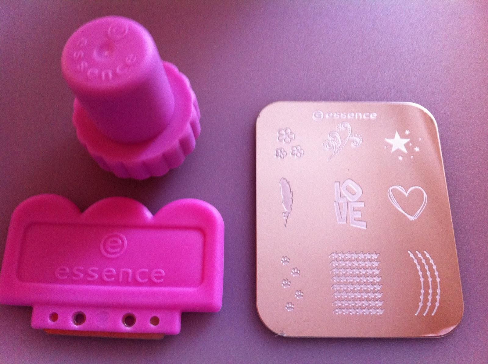 Fairyana New Essence Stampy Set