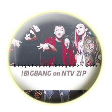 BIGBANG on NTV ZIP