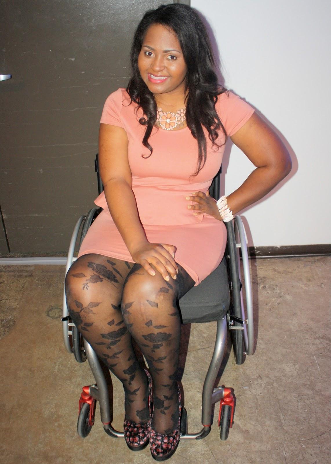 Free Ebony Legs