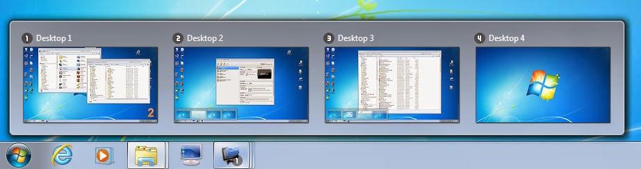 فيديو : طريقة تقسيم سطح المكتب على الويندوز ببرنامج (Dexpot) ديكسبوت - التقنية نت - technt.net