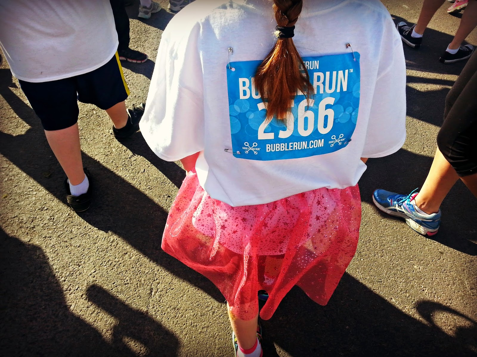 Bubble Run 2015...