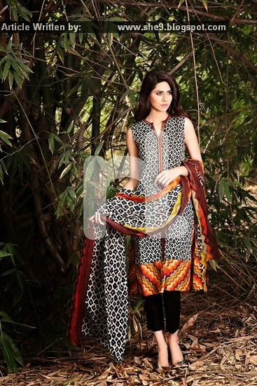 Nisha Spring-Summer Collection 2015