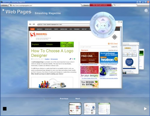 Best web internet browsers top 50 web browsers list 3d web browser
