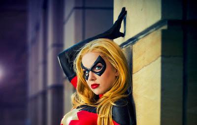 Moonstone Ms.Marvel cosplay