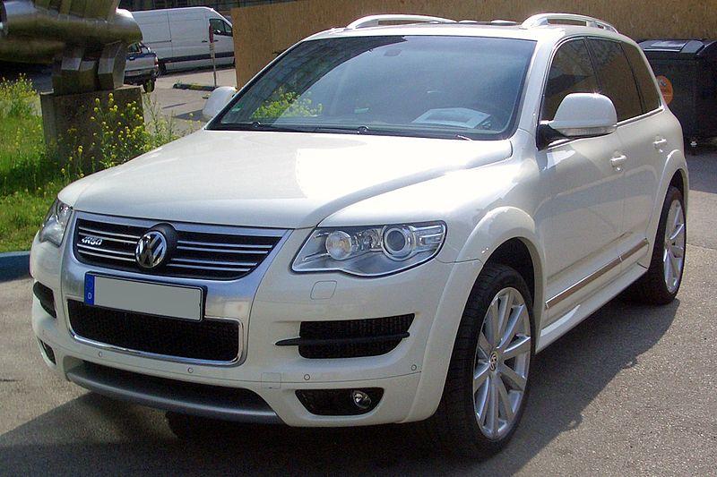 Touareg Facelift Conversion >> Automotive Database Volkswagen Touareg