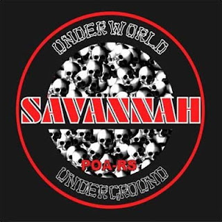 Savannah - Underworld Underground (2010)