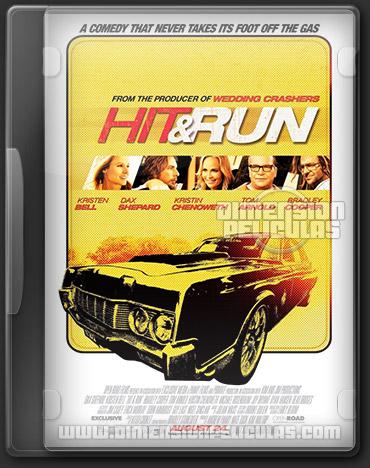 Hit and Run (DVDRip Ingles Subtitulado) (2012)