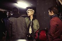 """Alien Humanoid Tokio Hotel 'feel """" Music Video"""