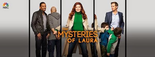 mysteries of laura, nbc, tve, el zorro con gafas