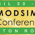 MODSIM World 2013 Starts Next Week