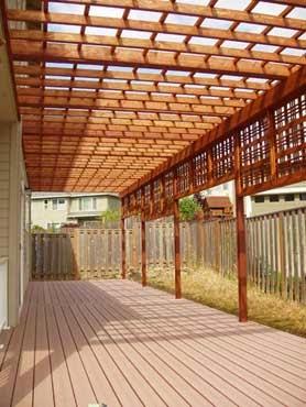 Centro de innovaci n inmobiliario policarbonato y maderaa - Maderas sinteticas para exteriores ...