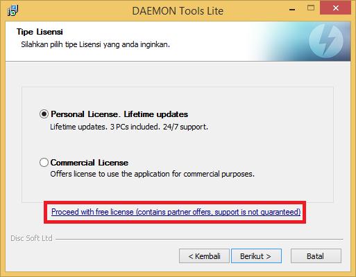Daemon Tools Lite 5