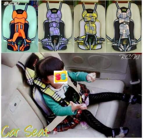 Удерживающие устройства для детей в автомобиле своими руками