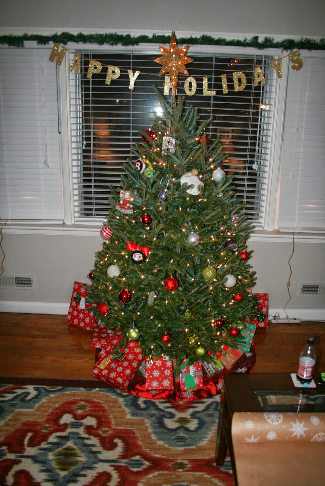 Christmas Tree  - Blog With The Browns
