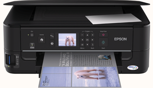 Epson ME™ Office 900WD Drivers update