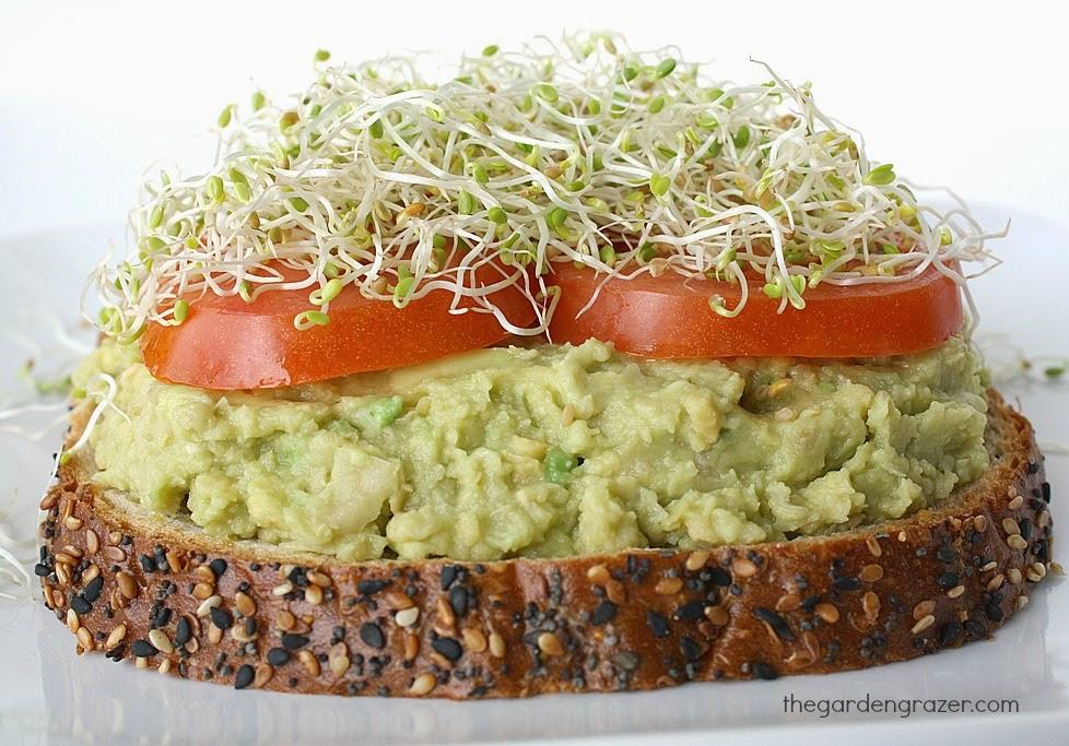 Vegan Chickpea Cakes With Mashed Avocado Recipes — Dishmaps