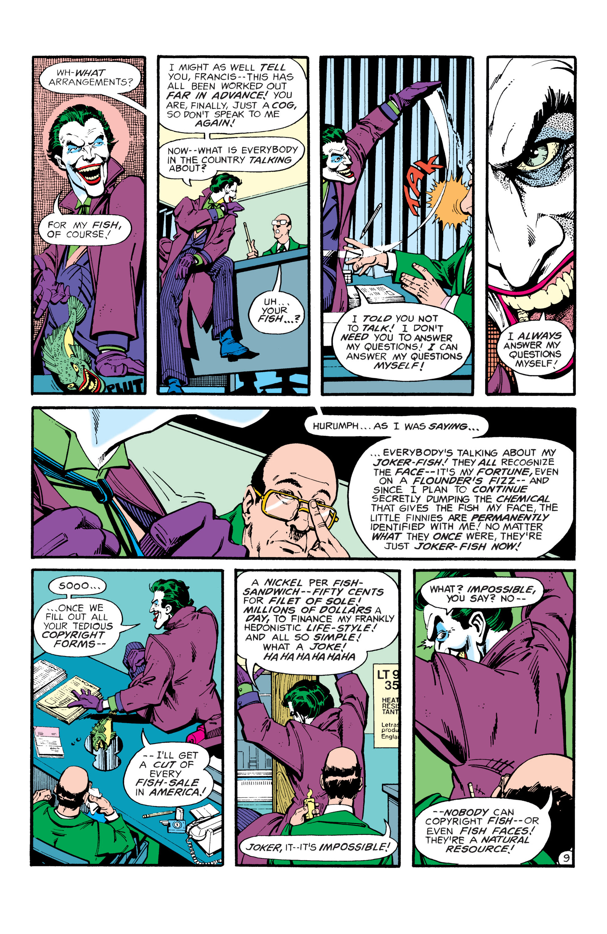 Detective Comics (1937) Issue #475 Page 10
