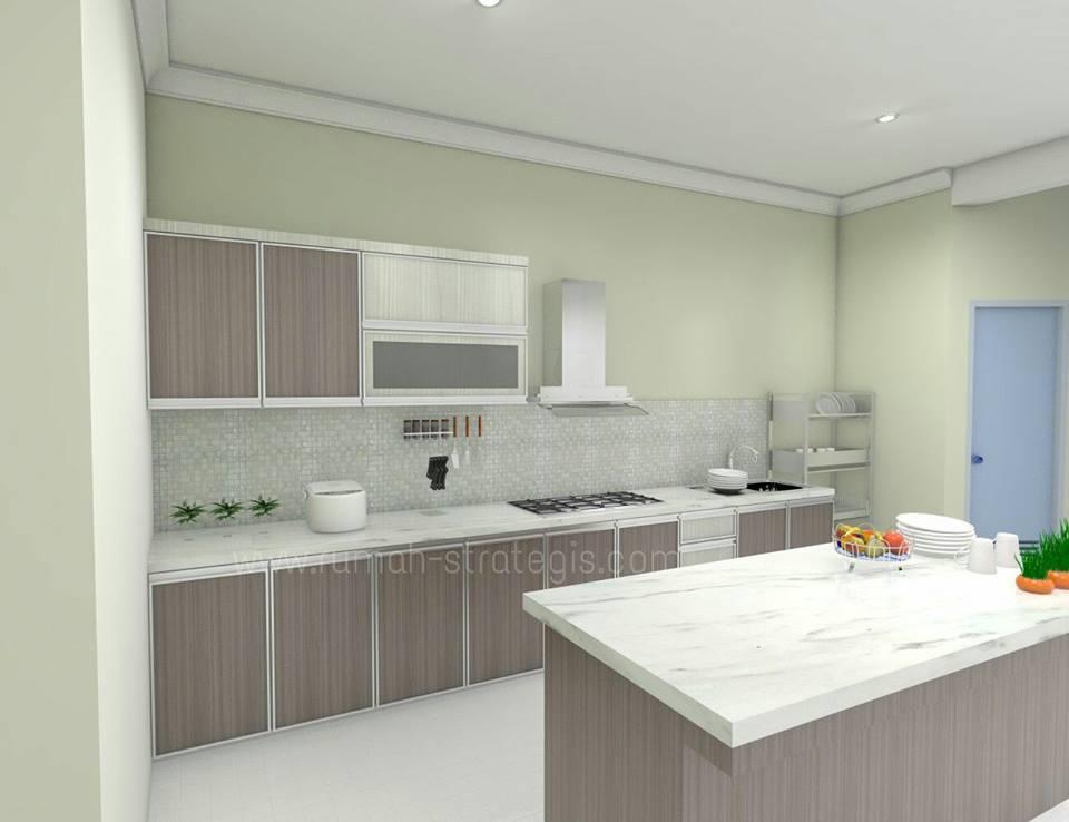 Agen Dinding 3d Pertama Di Pekanbaru Kitchen Set Ibu Neno Harapan