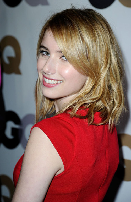 emma roberts haircut - photo #22