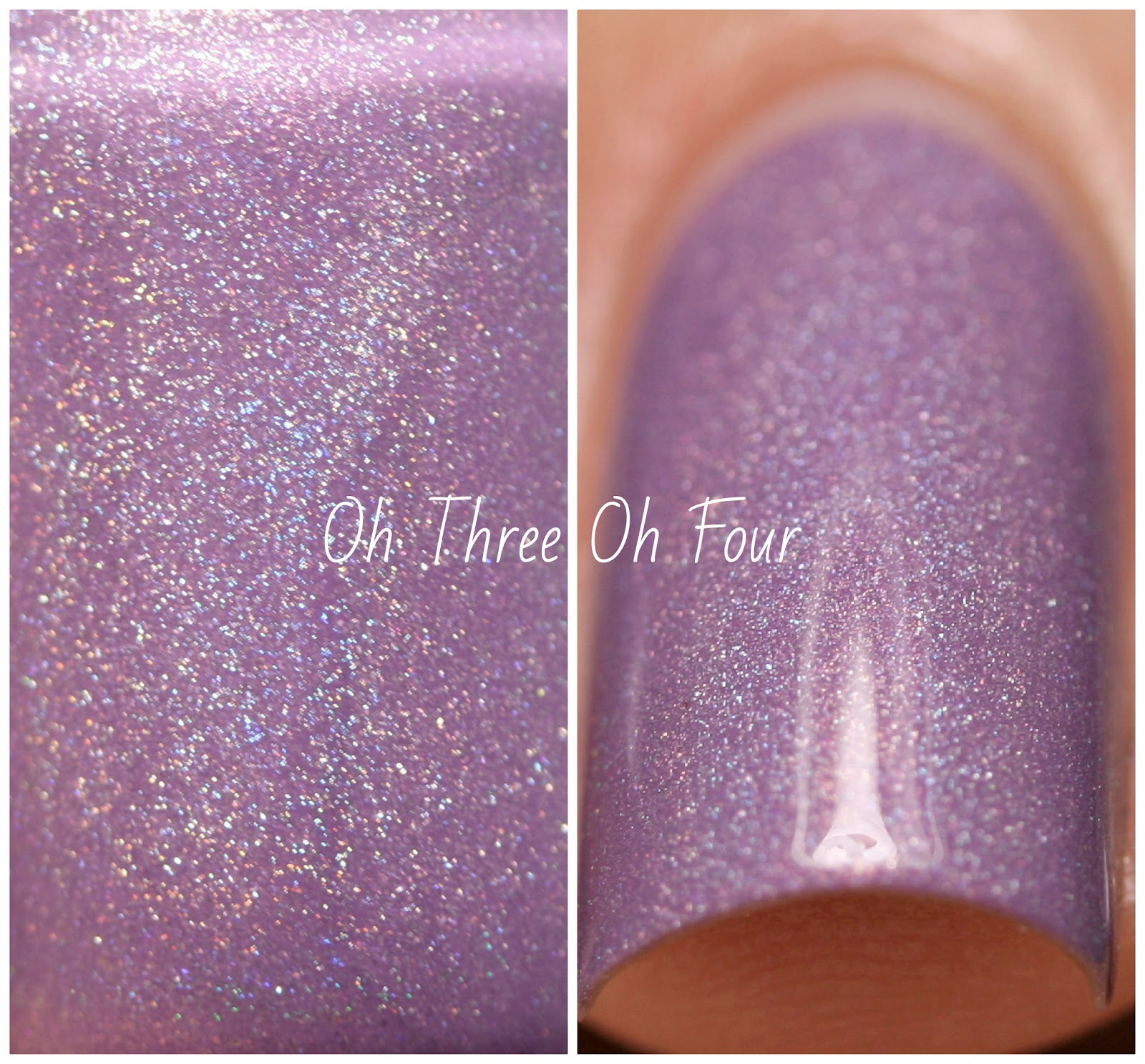 Chirality Polish A Major Hero Swatch