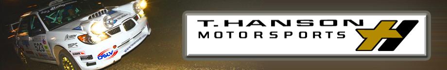T- HANSON MOTORSPORTS