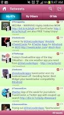 TweetCaster Pink for Twitter v4.6