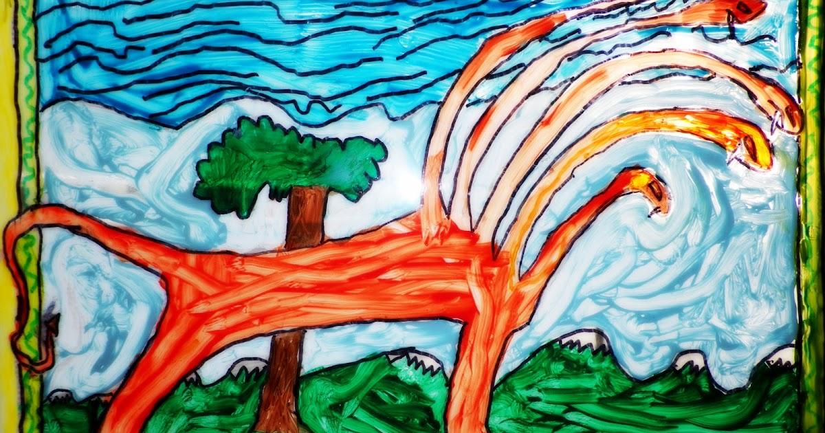 Re creo de colores vidrieras rom nicas - Vidrieras de colores ...