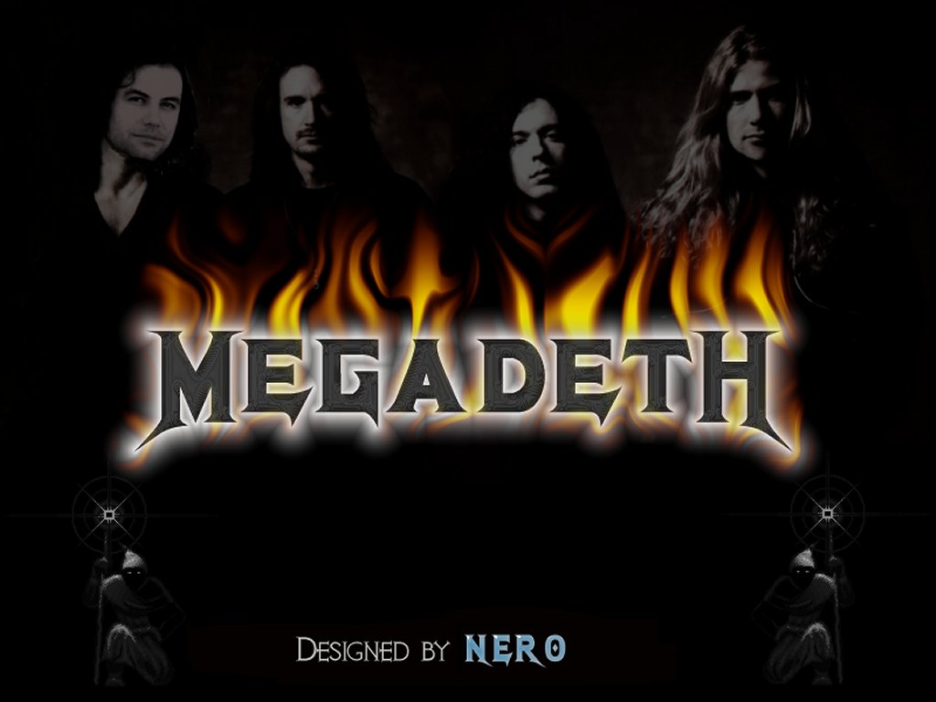 metalpaper megadeth wallpapers