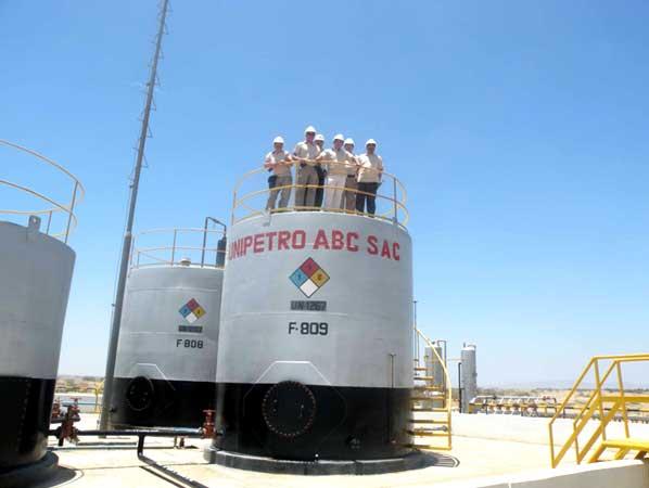 Petrolera de la UNI, (UNIPETRO), seguirá explotando lote IX por 30 años más