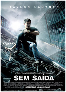 capa Download   Sem Saída   BDRip Avi  Dual Áudio + RMVB  Dublado