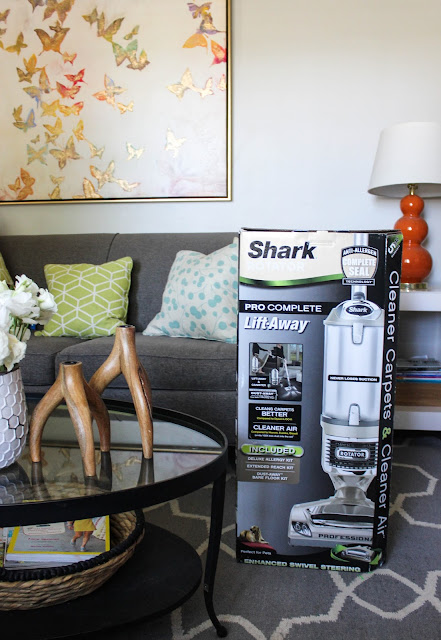 Getting the Job Done with My Shark® Vacuum