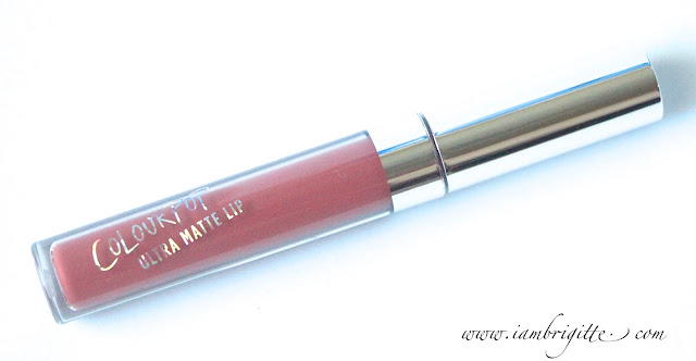 ColourPop Ultra Matte Lip in Bumble