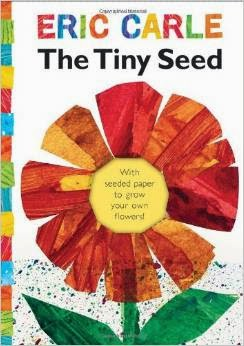 http://www.amazon.com/Tiny-Seed-World-Eric-Carle/dp/1416979174/ref=sr_1_1?ie=UTF8&qid=1399998732&sr=8-1&keywords=the+tiny+seed+by+eric+carle